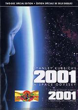 Sci-Fi - 2001: A Space Odyssey Special Edition (Dvd, 2007) (Bilingual) 2-Discs