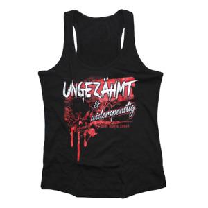 BÖSE BUBEN CLUB Streetwear Ungezähmt & Widerspenstig Tanktop Shirt M, L - NEU