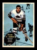 1961 Topps #31 Dollard St.Laurent  NM/NM+ X1501466