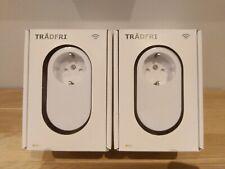 2x Ikea Tradfri Steckdose Zigbee Smart Home Apple Homekit 903.561.66 NEU&OVP