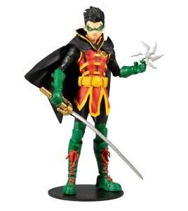 "Batman DC Multiverse Damien Wayne Robin 7"" Action Figure"