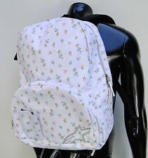 Alpinestars Letter Press Floral White/White Womens Girls Backpack School Bag