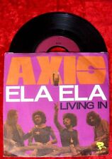 Single Axis: Ela Ela (1972)