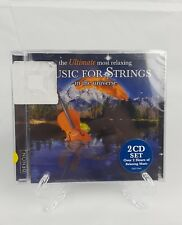 The Ultimate Most Relaxing Music For Strings In The Universe 2 CD Set 2007 New