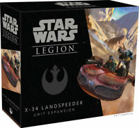 X-34 Landspeeder Unit Expansion Star Wars: Legion FFG NIB