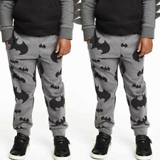 Infant Kids Baby Boys Girls Batman Harem Pants Trousers Toddler Bottoms Slacks