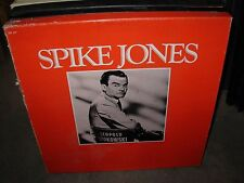 SPIKE JONES self titled ( jazz ) 3lp box set