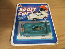Tins Toys - March 707 Sport Car di IL anni '70 IN conf. orig. / Hong Kong (3)