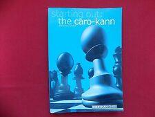 START-OUT: THE CARO-KANN Joe Gallagher - CHESS - ECHECS