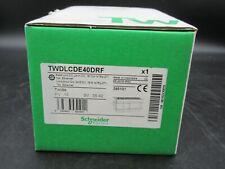 Schneider Electric (ex Telemecanique) - Modicon Twido PLC 24VDC - TWDLCDE40DRF