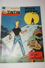 TINTIN JOURNAL  N°21 - 1963  EDITION BELGE