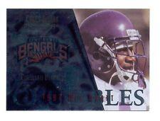 1997 CE Masters COREY DILLON Cincinnati Bengals Crucibles Rookie Insert Card