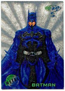 BATMAN FOREVER METAL READ ELEMENTS TO MAKE A MASTER SET...      MINT