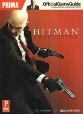 HITMAN ABSOLUTION STRATEGY GUIDE (OFFICIAL GAME GUIDE) - Michael Knight