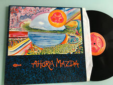 LP Netherlands 1999   Ahora Mazda LP Vinyl Ltd 500 Rare Dutch Psych