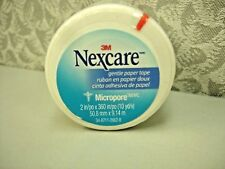 3M Nexcare First Aid gentle paper tape Micropore 2 in x 10 yd