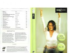 Les Mills Body Flow 29 Complete DVD, CD, Case and Notes