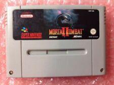 Videojuegos Mortal Kombat nintendo Nintendo SNES