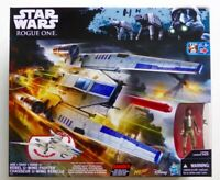 STAR WARS Rogue One Deluxe U-Wing Fighter Ship & CASSIAN ANDOR Fig - Brand NEW
