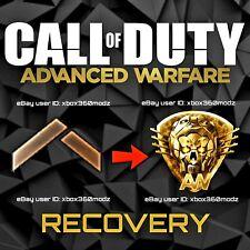 Call of Duty Advanced Warfare Recovery Mod | Max Prestige - Xbox 360 & Xbox One
