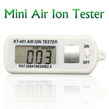 KT-401 Air Ion Tester Counter -Ve Negative Ions With Peak Maximum Hold [NEW]