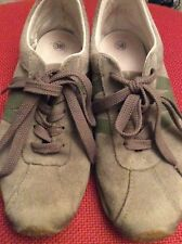 vintage wrangler suede Trainers Size 38 UK 5 Leather Uppers & Lining