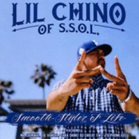 LIL CHINO OF S.S.O.L.-SMOOTH STYLEZ OF LIFE-IMPORT CD WITH JAPAN OBI F56