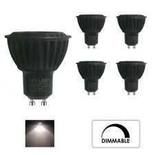 4 X GU10 LED Bulbs 70W Equivalent, 3000K  Warm White Spotlight Bulb GU10 Base