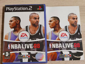 NBA Live 08 2008 sony PS2 PLAYSTATION 2 Slim