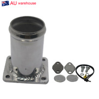 Aluminum EGR Delete Removal Kit For BMW E46 318d 320d 330d 330xd 320cd 318td