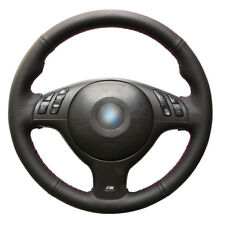 Artificial Leather Steering Wheel Cover BMW E46/E39/330i/540i/525i/530i/330Ci M3