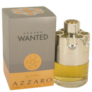 Azzaro Wanted by Azzaro 3.3 / 3.4 oz EDT Cologne for Men New In Boxx
