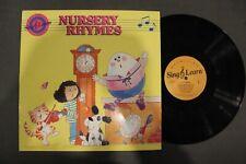 New listing Sing & Learn - Nursery Rhymes - Macmillan Program - Mbci 09007 - Released 1988