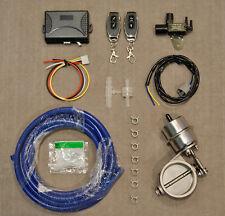 76mm Wireless Exhaust Controller Vacuum Valve EVO789 EVO10 CZA4 CT9A 4G63 4B11