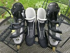 Mens Size Us 10.5 Eu 44 Rollerblade Viablade Hwy 7 In-Line Skates Made In Italy