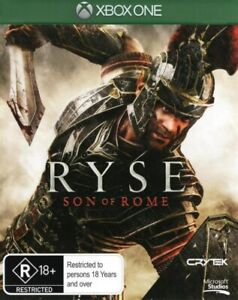 Ryse: Son of Rome *FREE Next Day Post from Sydney* Xbox One Game