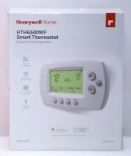 Honeywell Wi-Fi 7-Day Programmable Smart Thermostat (RTH6580WF) NEW Sealed