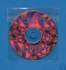 FORTRAN Programming Language & Libraries CD 77/90/95