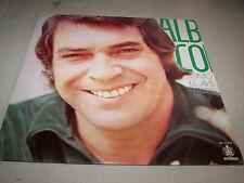Alberto Cortez Como El Ave Solitaria LP EX Gamma GH11-275 1974 Mexico