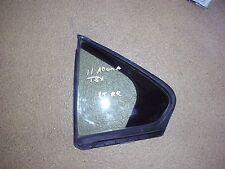 2009-2014 Acura TSX 4D Sedan Driver Side Left Rear Vent Glass