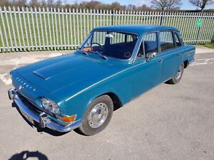 1969 Mk1 Triumph 2000 Automatic, mot and tax exempt