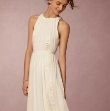 SALE NWT SOLD OUT BHLDN Bailey 44 CHANDLER Lace Ivory Off White Sz XS MSRP $295
