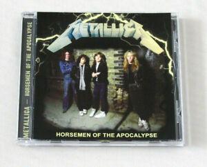 METALLICA CD ~ HORSEMEN Of APOCALYPSE with CLIFF BURTON Demos '82-83 Super RARE