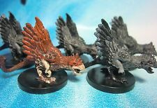 Dungeons & Dragons Miniatures Lot  Cockatrice Player Killers !!  s101