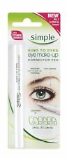 SIMPLE EYE MAKE UP CORRECTOR PEN KIND TO EYES 100% Brand New