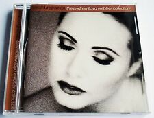 SARAH BRIGHTMAN - THE ANDREW LLOYD WEBBER COLLECTION - 1997 - LIKE NEW