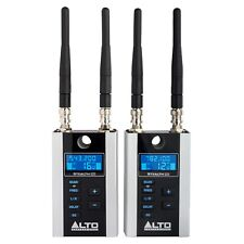 Alto Stealth Wireless Pro Active Pa Speakers Wireless Audio Expander 2 Pack