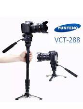 Yunteng VCT-288 Photography Monopod Aluminum for Camera Selfie Stick Canon Nikon