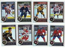 14/15 O-Pee-Chee Platinum White Ice #134 Zdeno Chara Bruins 173/199