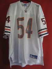 Maillot Bears de Chicago football Americain USA Brian Urlacher 54 Jersey - L